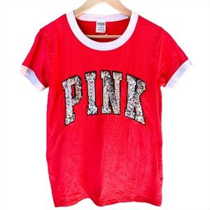 Victoria Secret Pink Short Sleeve T-shirt